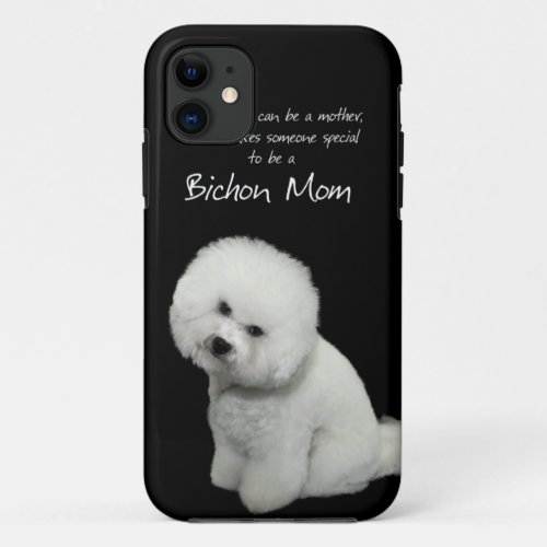 Bichon Mom iPhone 5 Case Phone Case