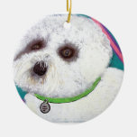 Bichon Ornament
