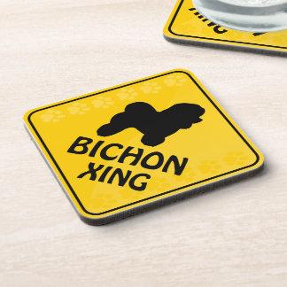 Bichon Xing Coaster