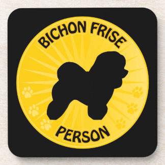 Bichon Xing Drink Coaster