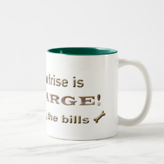 bichonfrise taza de café