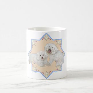 Bichons Beach Days Coffee Mug
