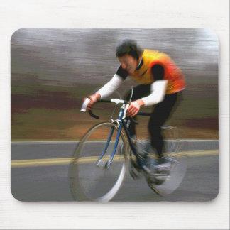 Bici #2-Mousepad Alfombrillas De Ratón
