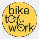 bici a work1 - Copy.png Pegatina