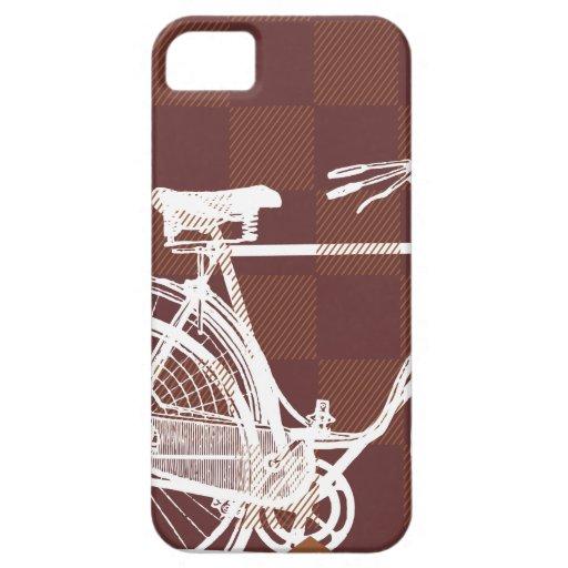 Bici al futuro funda para iPhone SE/5/5s