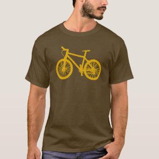 Bici amarilla playera
