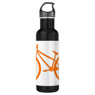 Bici anaranjada