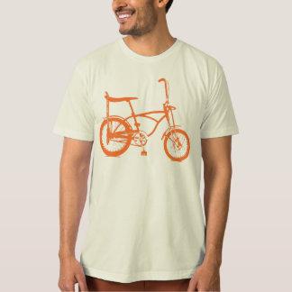 Bici anaranjada retra de Seat del plátano de Krate Camisas