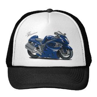 Bici azul marino de Hayabusa Gorros
