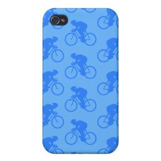 Bici azul Pern iPhone 4/4S Carcasas