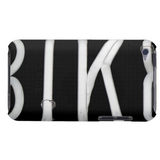 Bici Barely There iPod Protectores