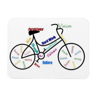 Bici bicicleta ciclo deporte el Biking de mot Imanes