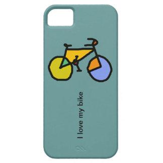 bici, bicicleta; el biking/que completa un ciclo iPhone 5 fundas