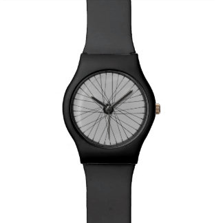 bici, bicicleta; el biking/que completa un ciclo relojes de pulsera