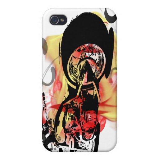 BICI CALIENTE iPhone 4 FUNDAS