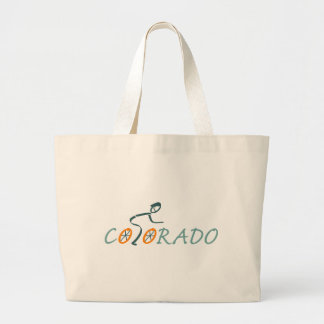 Bici Colorado Bolsa Tela Grande