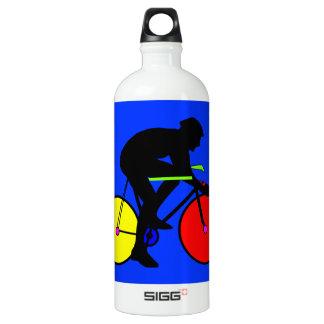 Bici coloreada multi enrrollada colorida