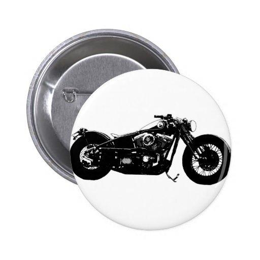 Bici de 359 Bobber Pin Redondo 5 Cm