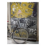 Bici de Barcelona Póster