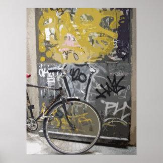 Bici de Barcelona Poster