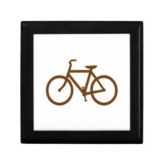 Bici de Brown Cajas De Joyas