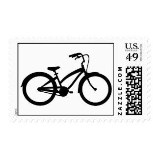 Bici de la bicicleta sello