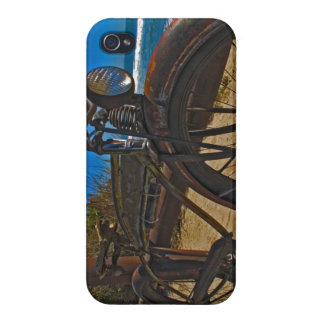 bici de la ESCUELA vieja JC Higgins/iphone 4case iPhone 4/4S Funda