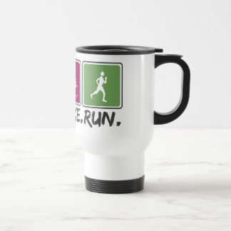 bici de la nadada funcionada con (triathlon) taza de café