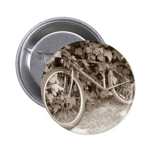 Bici de la pista pin redondo 5 cm