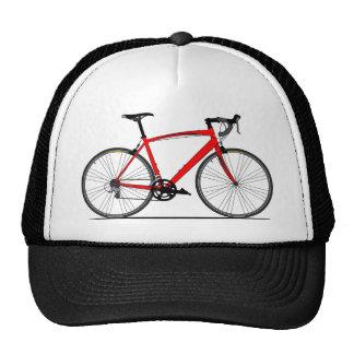 Bici de la raza gorro de camionero