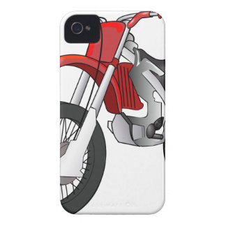 Bici de la suciedad iPhone 4 Case-Mate coberturas