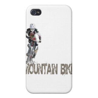 Bici de montaña iPhone 4/4S funda