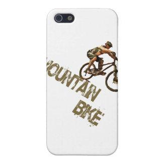 Bici de montaña iPhone 5 fundas