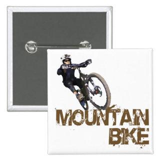 Bici de montaña pin