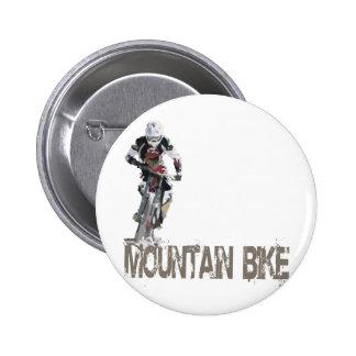 Bici de montaña pins