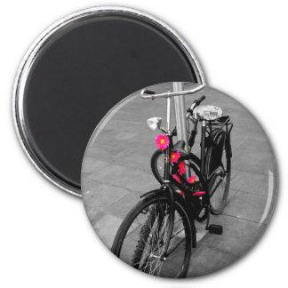 Bici de Oxford Imanes Para Frigoríficos