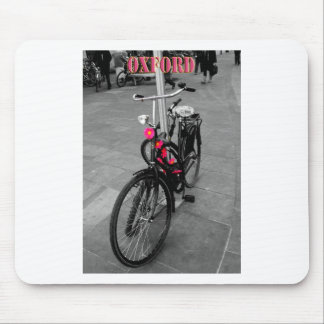 Bici de Oxford Tapetes De Raton