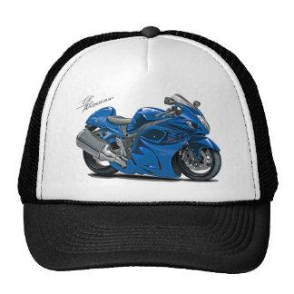 Bici del azul de Hayabusa Gorro De Camionero