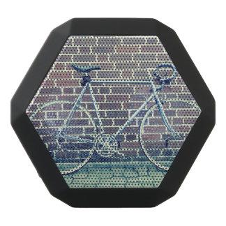 bici del camino altavoces bluetooth negros boombot REX