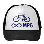Bici del infinito MPG Gorros Bordados