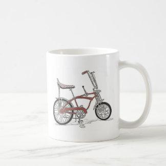 bici del músculo de Apple Krate de la pastinaca de Taza De Café