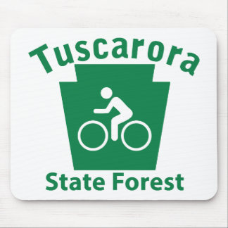 Bici del Tuscarora SF - Mousepad Alfombrilla De Ratón