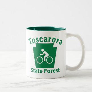 Bici del Tuscarora SF - taza