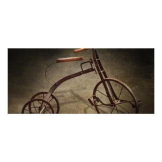 Bici - el triciclo plantillas de lonas