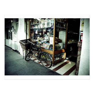 Bici en Soho Postales