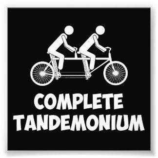 Bici en tándem Tandemonium completo Fotos