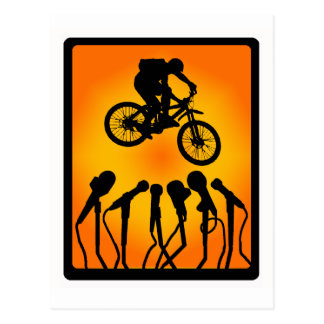 Bici en Zion Postal