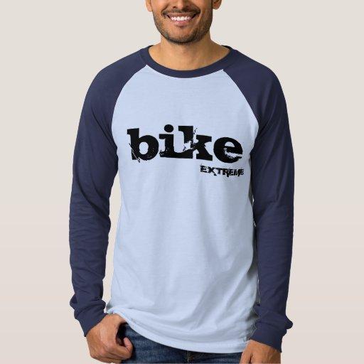 bici, EXTREMA Camisas