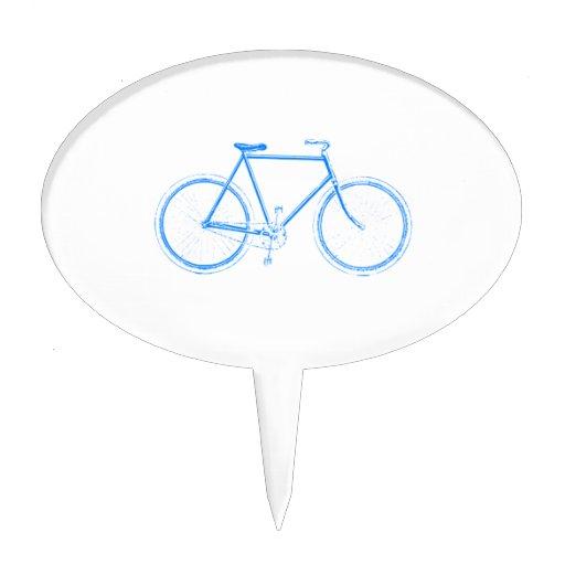 Bici Figura De Tarta