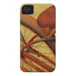 Bici II del vintage iPhone 4 Carcasa